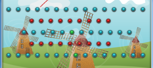Игра Прыгающий мяч