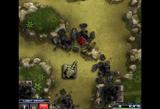 Игра Игра Молнееносная война танков