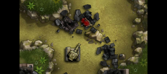 Игра Молнееносная война танков