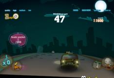 Игра Игра Зомби гонки V1