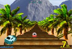 Игра Игра Автомобильные горки: Дорога Джека
