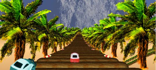 Игра Автомобильные горки: Дорога Джека