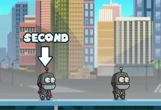 Игра Роботы-близнецы