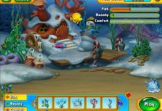 Игра Игра Фишдом: Морозный всплеск