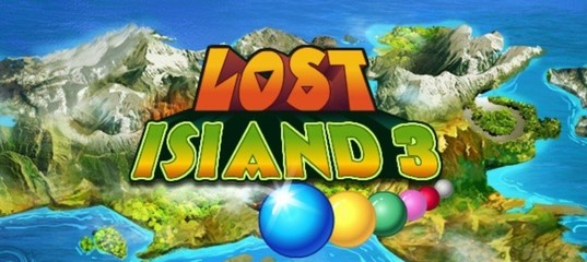 Затерянный остров 3