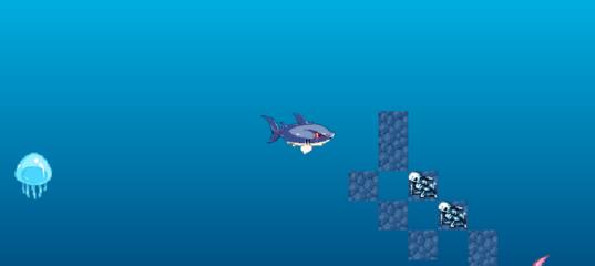 Игра Акула Подводный Ужас