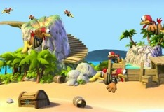 Игра Moorhuhn Pirates