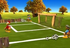 Игра Moorhuhn Football