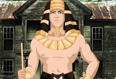Игра Поиск спрятанных предметов в доме Фараона