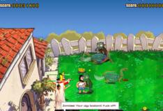 Игра Игра Герои тошноты против зомби
