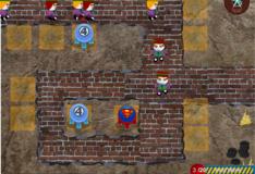 Игра Игра Супер Герои: Защита Башни