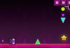 Игра Геометрический неоновый рывок 2