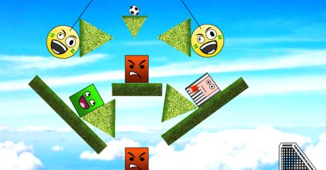 Игра Физика кубка 3