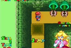 Игра Игра Марио Захватчик