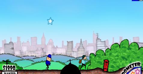 Игра Полицейские и воры