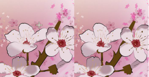 Игра Весенние цветы