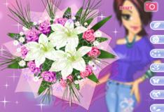 Игра Игра Потрясающие цветы