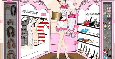 Игра Модная работница офиса