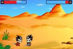 Игра Игра на двоих: Игра Самурай пустыни