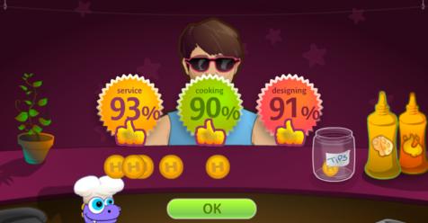 Игра Хопи - продавец хот-догов