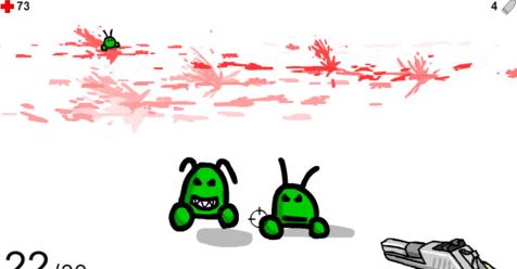 Игра Больше бессмысленной жестокости. Возмездие жукоголовых