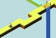 Игра Кубические бегуны