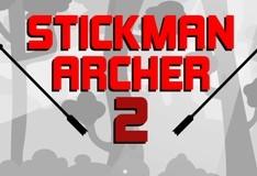 Игра Стикмен-лучник 2