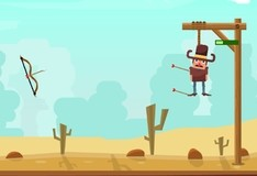 Игра Спасти ковбоя