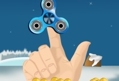 Игра Fidget Spinner Evolution