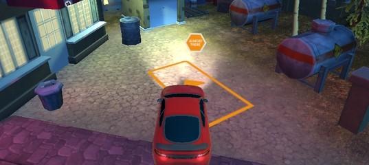 Парковочная ярость 3D