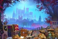 Игра Потайные места в средневековом замке