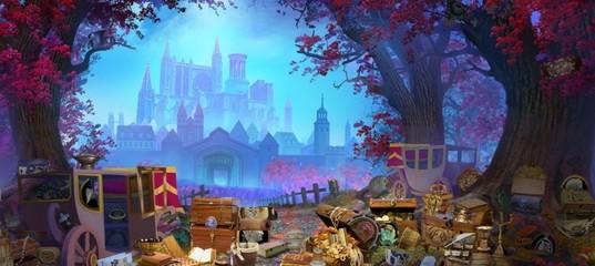 Потайные места в средневековом замке