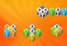 Игра Кубический маджонг