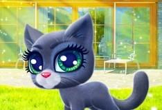 Игра Счастливый кот