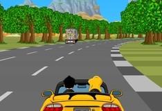 Игра Прорыв автомобиля