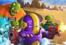 Игра Специальный отряд против зомби