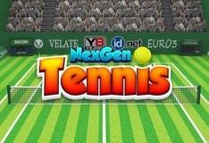 Игра Трехмерный теннис нового поколения