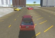 Игра Симулятор парковки в 3D