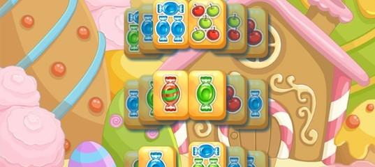 Королевство сладких конфет