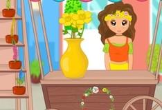 Игра Стань флористом