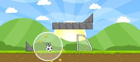 Гравитационный футбол