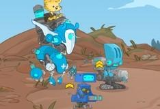 Игра Эпические бои роботов