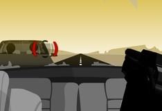 Игра Дорога в пустыне: Месть Винни