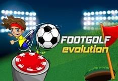 Игра Эволюция футгольфа