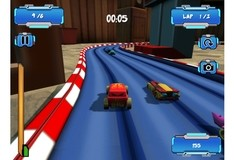 Игра Burning Wheels: Kitchen Wheels