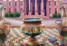 Игра Спасти библиотеку