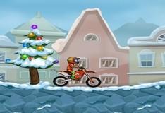 Игра Зимний мото-экстрим 3