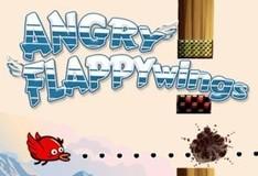 Игра Злобные порхающие крылья