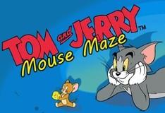 Игра Том и Джерри. Мышиный лабиринт.