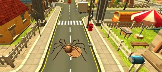 Симулятор паука